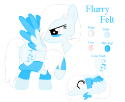 Flurry Felt Reference by rustics