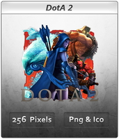 DotA 2 - Icon by Crussong