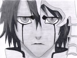 Ulquiorra by pcalkinonline