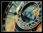Astronomical clock by Anoswanym