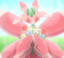Lurantis by FlippingChicken
