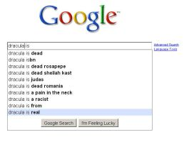 Dracula is Real by Google by LinkMasterXP