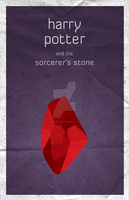 HP: Sorcerer's Stone by hailingxjove