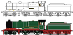 2509-Silverlink request - GCR D11 WIP by omega-steam