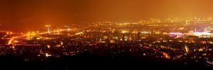 panorama linz by Tschisi