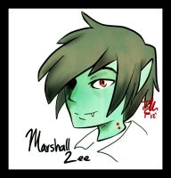Marshall Lee by MadCheshireFox