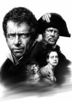 Les Miserables digital drawing by OCMay