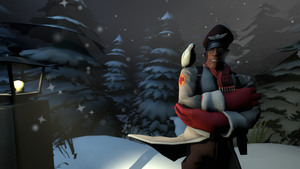 Cold walk [SFM] by Wojak1991