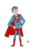 Superboy by MrOneEars