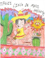 Raton De Cince De Mayo by Josiah-Shockency-JCS