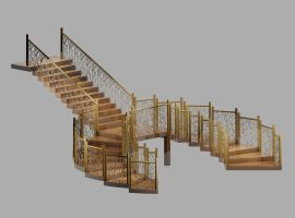 Staircase Design by shmad380