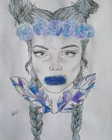 day 3 of my drawing challenge  by CreativityQueen