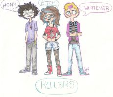 K1LL3RS by Aymeysa