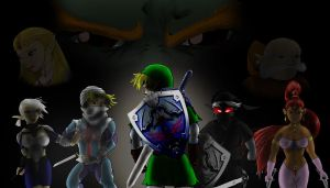 Ocarina of Time by LeeCheezy