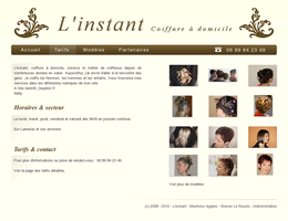 L'instant webdesign by stevenlerouzic