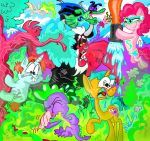 My Little Wacky Pony: Madness is magic 4 by seriousdog