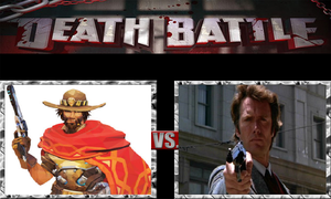 McCree vs. Dirty Harry by JasonPictures