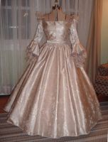 Civil War Tea Gown by DesignsbyLadyFaire