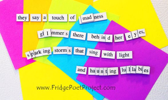 The Daily Magnet #361 by FridgePoetProject