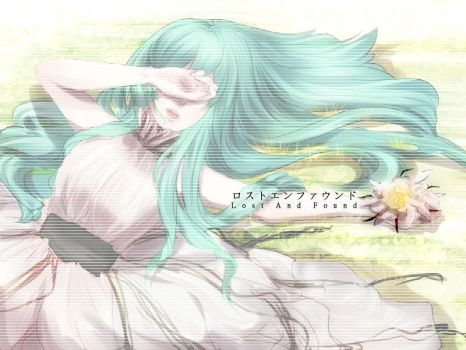 Vocaloid_Lost And Found by Miu0813