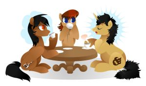 Tea Time by sunflic