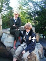 APH: Outdoors. by Its-Really-Awesome