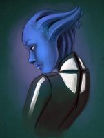 Liara by madam-marla