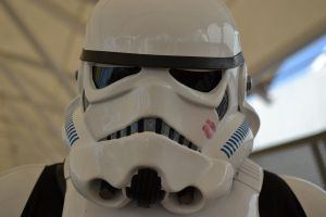 [London Expo 2012] I kissed a Stormtrooper by beeeeespain