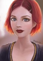 Fiery by Elvanlin