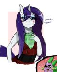 MLP: Rarity by ss2sonic