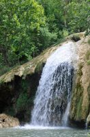 Turner Falls Stock 30 by FairieGoodMother