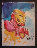Iron man commission final by kanderson137