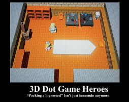 Dot heroes by magicia