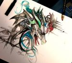 Dragon Design by Lucky978