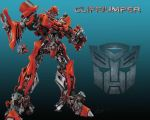 Cliffjumper Wallpaper by BDixonarts