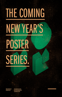 The New Year's Poster by aanoi