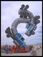 Big Rig Jig at BM2007 by psion005