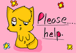 Plz by InvaderRain100