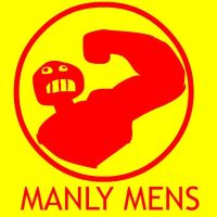 SOCIETY OF MANLY MENS LOGO by ManlyMens