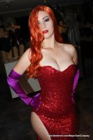 Jessica Rabbit - Oh, Roger, You were magnificent. by MajorSam7