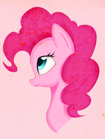 Pinkie Pie Portrait by kas92