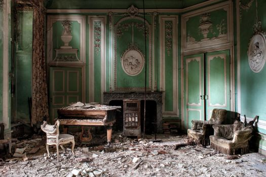 The final chapter by CyrnicUrbex