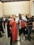 Me and Vash The Stampede by SlickComicFlo