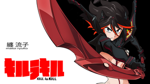 Ryuko Matoi Background by Blackhawk-97