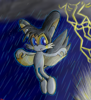 CE: Tails can fly wihout his tails (LOST!!!) by lifegiving