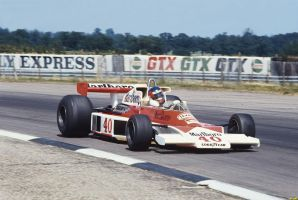 Gilles Villeneuve (Great Britain 1977) by F1-history