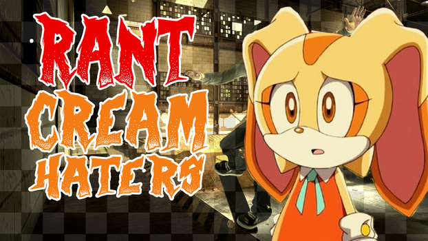 Cream Haters Thumbnail by X-Jenny-9