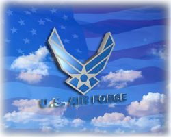 Air force Desktop by Chrippy