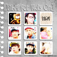 Hat's On B1A4 by gongchanbaragi