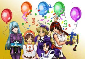 Birthday Gift Game Girls by Ryoga-rg